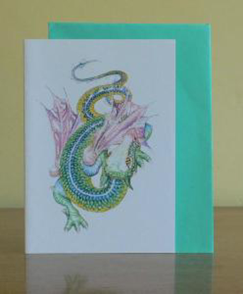 Picture of Jewelled Dragon